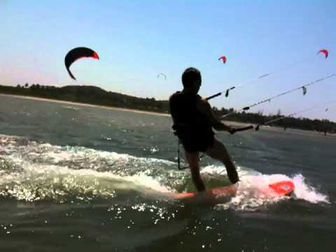 Kite Surfing Lesson 3
