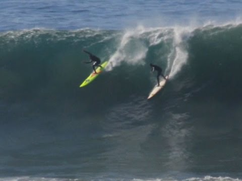 Best surfers gather in Calif. for big wave competition