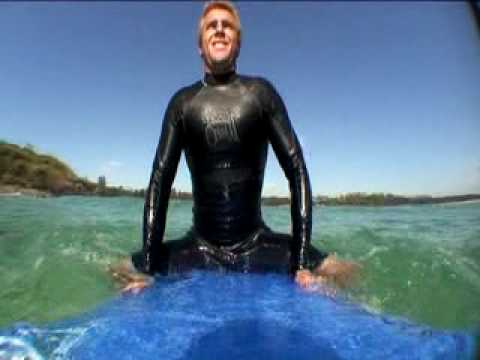 Learn to surf – lesson 9