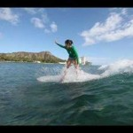 Hans Hedemann Surf Intermediate Surf Lesson