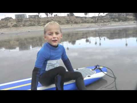 A Sneak Peek at San Diego Surf School – Kids Surf Camp