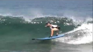 Surf Lessons – Captain Kook!!