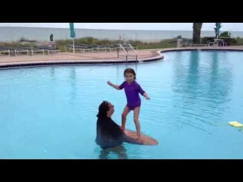 Safety Stars Swim School – Surf Lesson