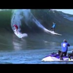"EPIC SURFING AT MAVERICKS INVITATIONAL CONTEST 2014 ""Be_Cell"""