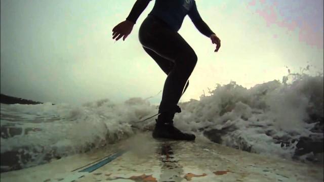 Bens Surf Clinic Longboard Weekend nov 12th 2010.wmv