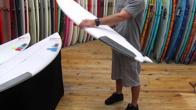 Channel Islands New Fyler Surfboard Review