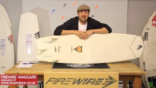 Firewire Vanguard Surfboard Review