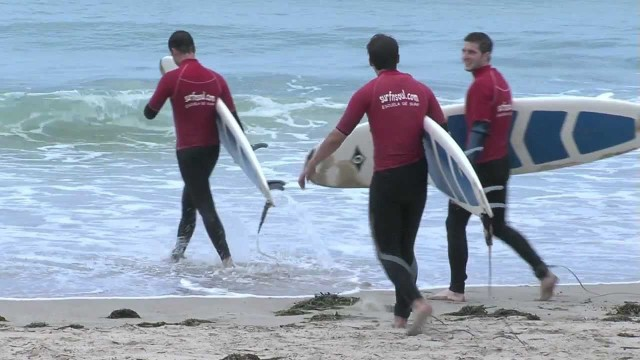 Advanced surf course – making you an expert