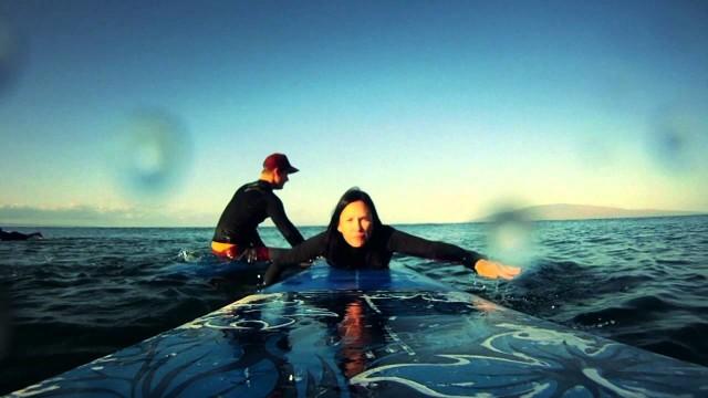 Maui Surf Lessons – Zack Howard
