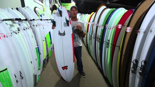 Lost V3 Rocket Surfboard Review
