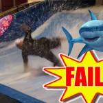 Indoor Surfing FAILS