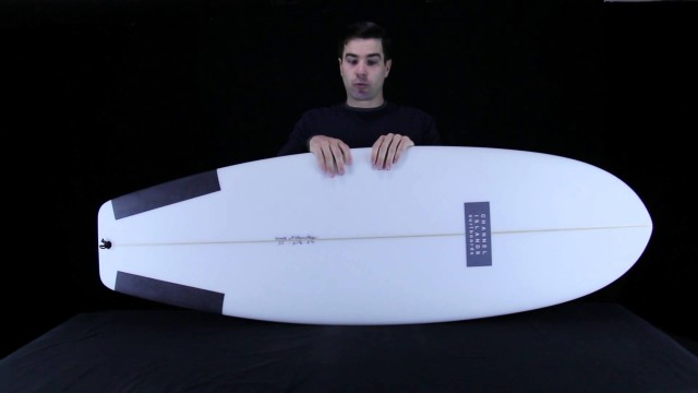 Channel Islands Sperm Whale Surfboard – Shred Show ep. #5: Channel Islands Surfboards
