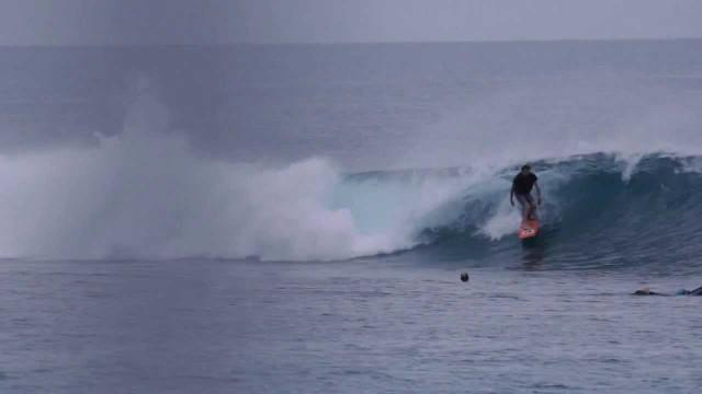 Maldives surf Liquid Destination Pro vid 2013 Part 1