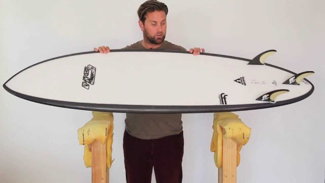 Haydenshapes Hypto Krypto Surfboard Review no.4 HD | Benny's Boardroom – CompareSurfboards.com
