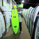 Lost Weekend Warrior Surfboard Review