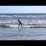 Newport Beach Kids beginner surf lesson with Surfriders Academy