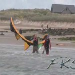 kitesurfing lessons north wales