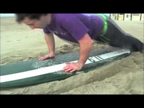 A guide to beginner surfing