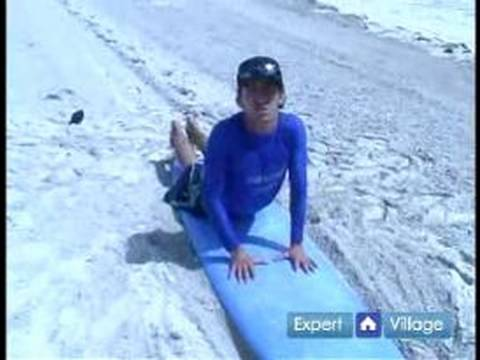 How to Surf : The Beginning of How to Stand Up on a Surf Board