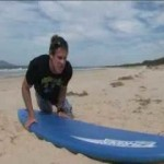 Learn to Surf Lesson 6: Stance and Standing