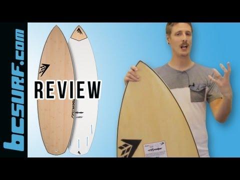 Firewire Potato-Nator Surfboard Review – BCSurf.com