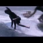 Classic Longboard Surfing at Malibu