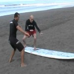 Surf Lesson in Costa Rica part 4