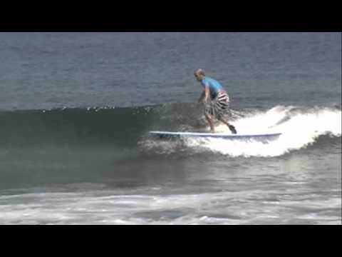Surf Lessons : Reverse Take Off