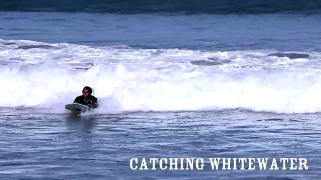 CSS – How to surf – 2. Catching whitewater
