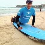 Surf lesson with coach Tim Boulenger – Bondi Beach Lets Go Surfing