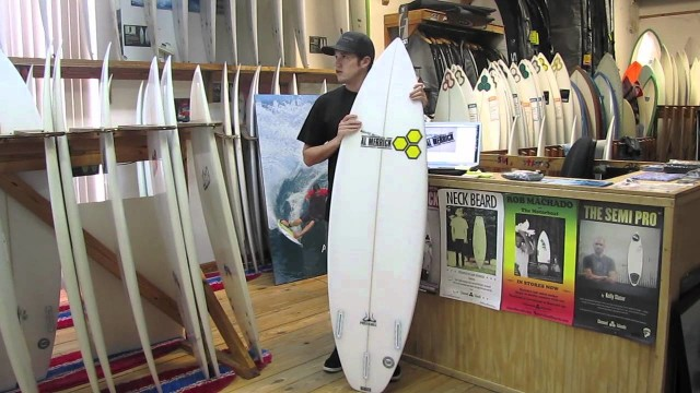 Fred Rubble Surfboard Review