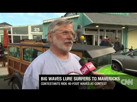 Grant Baker wins Mavericks surf contest – World News Today