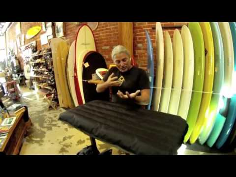 Mark Thomson on surf mats and how to ride them