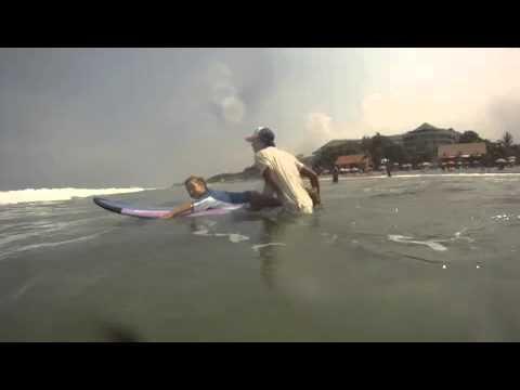 Bali Private surf Lesson