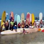UCSD Longboard Luau 2009 – Legends of Surfing Photo
