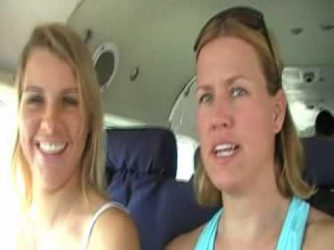 Women's Surf Camp – Chica Surf Adventures : Airplane to Tambor Costa Rica
