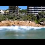 James & Charle Surfing Coolum 2010 – Learn to Surf Coolum