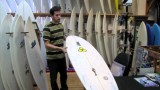 Channel Islands Fishcuit Surfboard Review