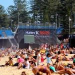 Australian Open of Surfing 2014