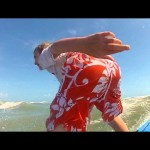 Surf Lessons Florida: Carson (gopro hd surf lesson)