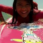 Surfer Girl Big Splash 2009 – Free Surf Lesson