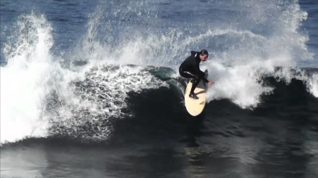 How to do  surf, Advanced surfing technique, Off The Top, top turn.