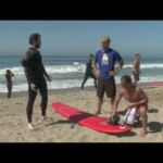 My First Surfing Lesson