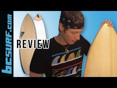 Firewire Spitfire Surfboard Review – BCSurf.com