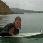 Full surf Lesson in water