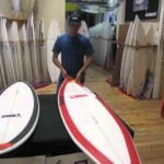 Channel Islands Black and Red Beauty Surfboard Review