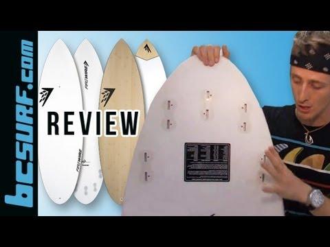 Firewire Dominator Surfboard Review – BCSurf.com