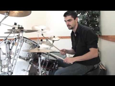 How to Play Intermediate Rock Beats – Drum Lessons with J.C. MacFarlane
