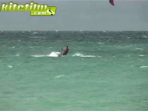 how to jump kitesurfing