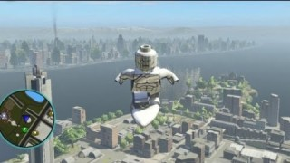 LEGO Marvel Super Heroes – Unlocking Silver Surfer + Gameplay (All Silver Surfer Missions)